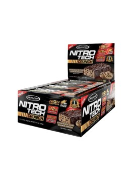 MuscleTech - NITRO-TECH Crunch Bar