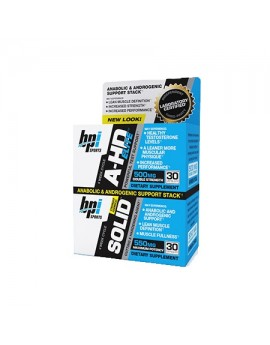 BPI Sports - A-HD Elite/SOLID Combo