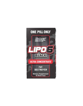 Nutrex - Lipo-6 Black Ultra Concentrate