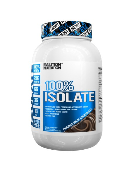 Evlution Nutrition - 100 % Isolate