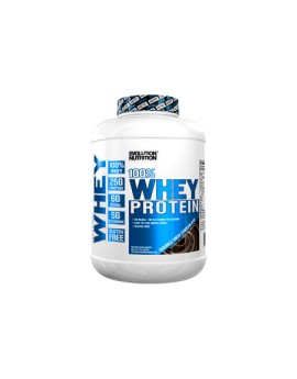 Evlution Nutrition - 100 % Whey Stacked Protein