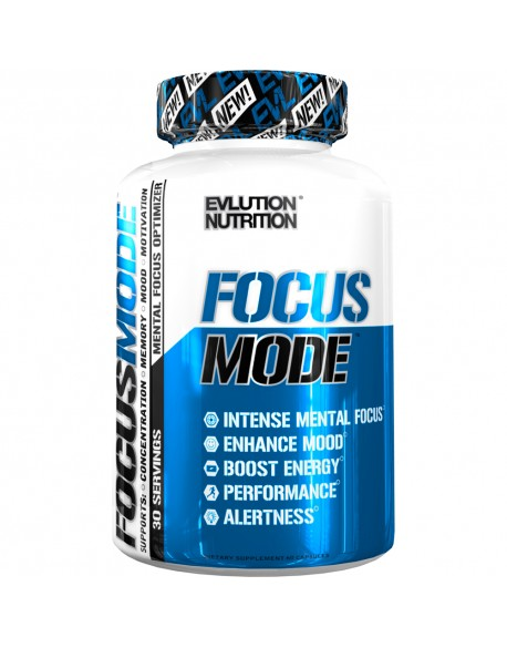 Evlution Nutrition - Focus Mode