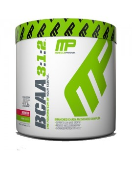 Musclepharm - BCAA 3:1:2 with Caffeine