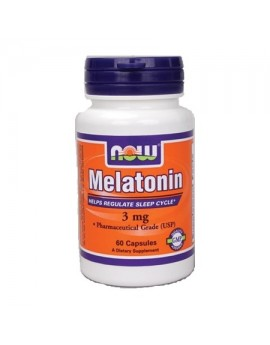 NOW - Melatonin 3 mg